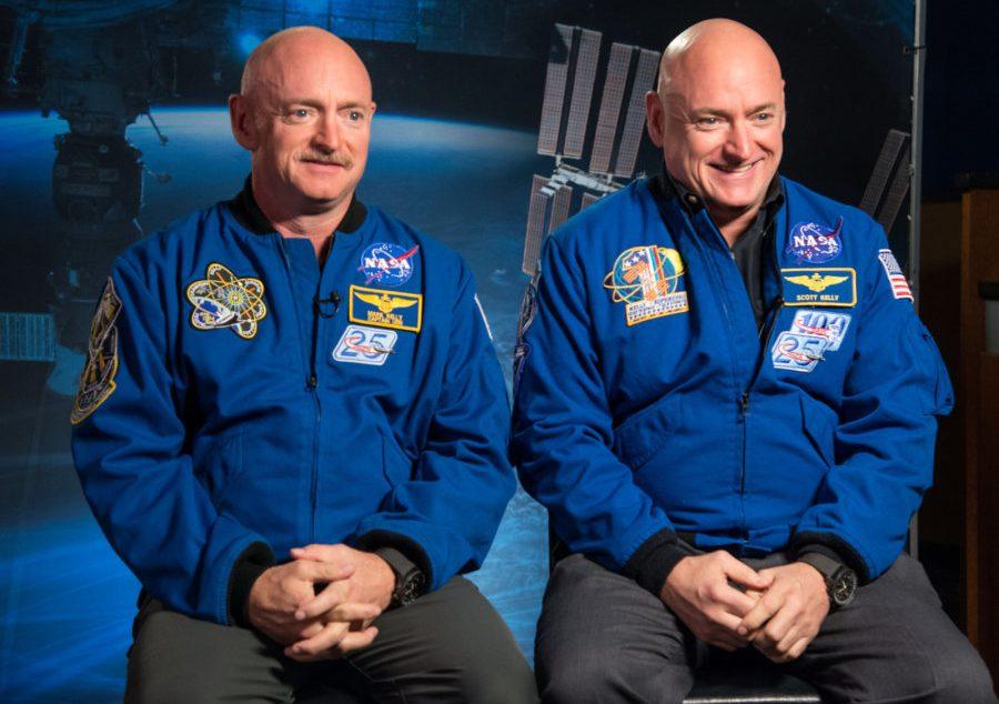 Престојот во вселената му ја сменил ДНК и сега не личи на својот брат близнак
