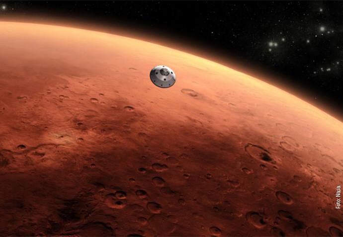 Русија испраќа летало на Марс следната година