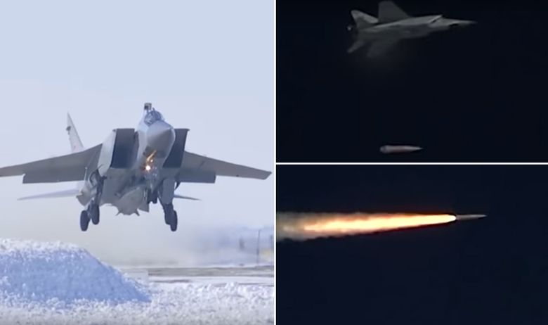 Руската војска го тестира  непобедливиот  проектил