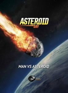 Man V Asteroid