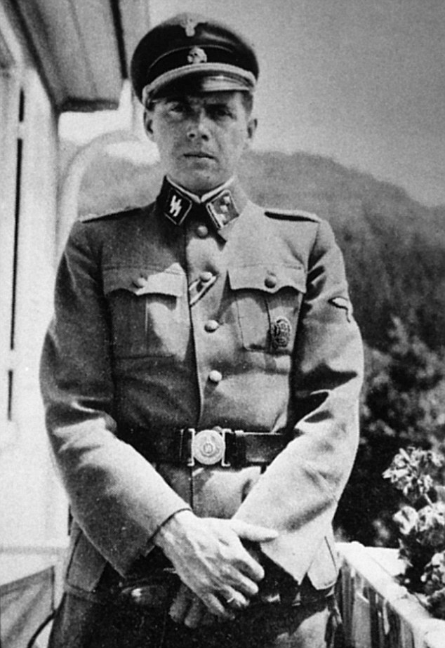 Dr. Josef Mengele ...... Nazi Doctor in 1942