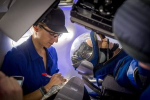 a-boeing-worker-works-with-boe-during-a-test