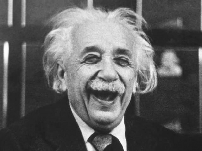 Албарт Ајнштајн